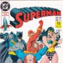 Cómics: SUPERMAN NÚMERO 119 VOL 2 EDICIONES ZINCO ESPECIAL 48 HOJAS. PROCEDE DE TOMO.. Lote 159672434
