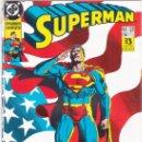 Cómics: SUPERMAN NÚMERO 120 VOL 2 EXCELENTE ESTADO PROCEDENTE DE TOMO ZINCO. Lote 159673250