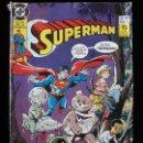 Cómics: SUPERMAN 110. ZINCO.. DC COMICS. Lote 159721830