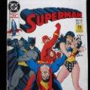 Cómics: SUPERMAN 119. ZINCO. DC COMICS. Lote 159721926