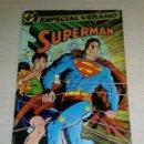 Cómics: ESPECIAL VERANO SUPERMAN Nº 4.EDICIONES ZINCO.1984.INCLUYE POSTER.. Lote 159853442