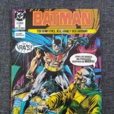 Cómics: EDICIONES ZINCO BATMAN N° 21. Lote 160147372