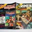 Cómics: ZINCO - CRIMEN - 2 EDICION - Nº17 - COMIC PARA ADULTOS - 1984. Lote 160211246