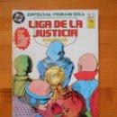Cómics: LIGA DE LA JUSTICIA AMERICA Nº 5 - ESPECIAL PRIMAVERA - DC - ZINCO (EZ). Lote 160250770