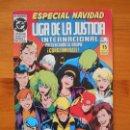 Cómics: LIGA DE LA JUSTICIA INTERNACIONAL Nº 1 - ESPECIAL NAVIDAD - DC - ZINCO (EZ). Lote 160251114