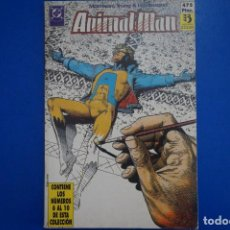 Cómics: COMIC DE ANIMAL MAN AÑO 1989 Nº 6 AL 10 DE DC LOTE 15. Lote 160363086