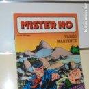 Cómics: MISTER NO Nº 12 TANGO MARTINEZ - ZINCO - . Lote 160506914
