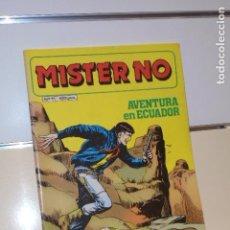 Fumetti: MISTER NO Nº 11 AVENTURA EN ECUADOR - ZINCO - . Lote 160507138