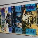 Cómics: LEYENDAS DE BATMAN VENENO COMPLETA 5 NUMEROS NUMS. 16, 17, 18, 19 Y 20 - ZINCO OCASION. Lote 160516846