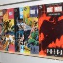 Cómics: LEYENDAS DE BATMAN PRESA COMPLETA 5 NUMEROS NUMS. 11, 12, 13, 14 Y 15 - ZINCO OCASION. Lote 160516954