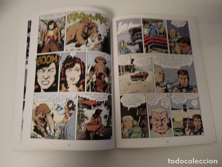 Cómics: CRONICAS DE LA ERA XENOZOICA. CADILLACS Y DINOSAURIOS. MARK SCHULTZ. EDICIONES ZINCO. - Foto 3 - 160559722