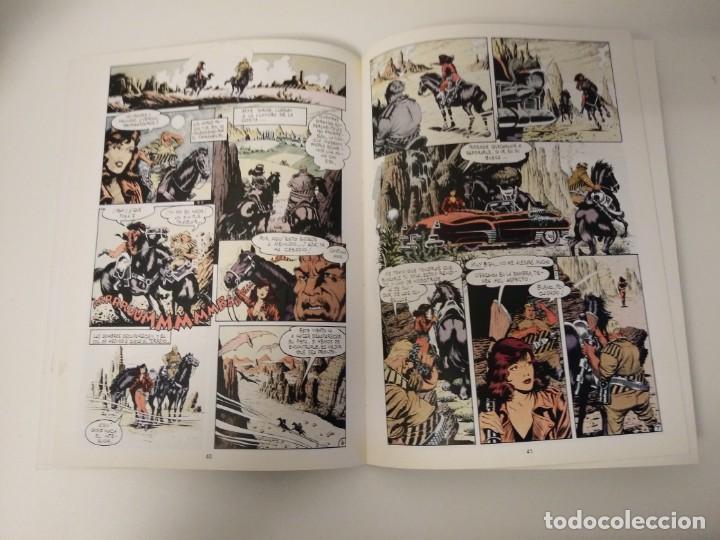 Cómics: CRONICAS DE LA ERA XENOZOICA. CADILLACS Y DINOSAURIOS. MARK SCHULTZ. EDICIONES ZINCO. - Foto 5 - 160559722