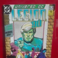 Cómics: LEGIÓN 90' 18 # O. Lote 160577234