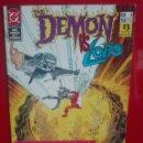 Cómics: THE DEMON CONTRA LOBO 4 # O. Lote 160578550
