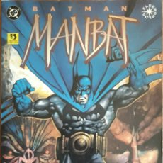 Cómics: COMIC N°2 BATMAN MANBAT 1995. Lote 160679640