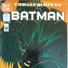 Cómics: COMIC N°292 BATMAN CONSECUENCIAS 1999. Lote 160681602