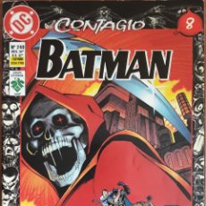 Cómics: COMIC N°249 BATMAN CONTAGIO 1997. Lote 160682264