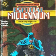 Cómics: COMIC N°5 BATMAN Y ESPECTRO ESPECIAL MILENIUM 1988. Lote 160686404