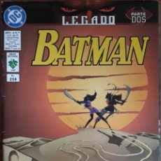 Cómics: COMIC N°259 BATMAN LEGADO PARTE DOS 1997. Lote 160696028