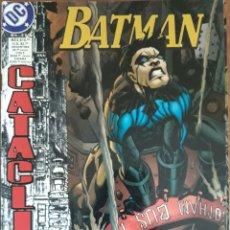 Cómics: COMIC N°275 BATMAN CATACLISMO 1998. Lote 160697489