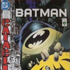 Cómics: COMIC N°276 BATMAN CATACLISMO 1998. Lote 160697820