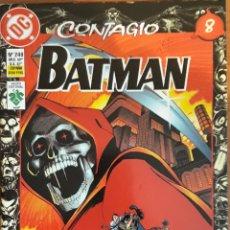 Cómics: COMIC N°249 BATMAN CONTAGIO 1997. Lote 160729589