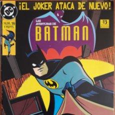 Cómics: COMIC N°16 LAS AVENTURAS DE BATMAN 1994. Lote 160775382