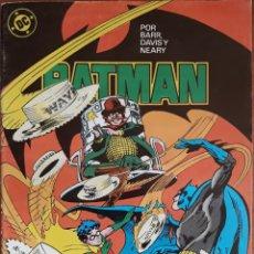 Cómics: COMIC N°11 BATMAN 1987. Lote 160776382
