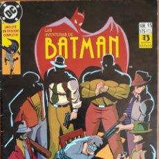 Cómics: COMIC N°15 LAS AVENTURAS DE BATMAN 1993. Lote 160776577