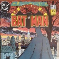 Cómics: COMIC N°3 LA SOMBRA DE BAT MAN 1986. Lote 160777524