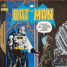 Cómics: COMIC N°10 BAT MAN 1982. Lote 160777812