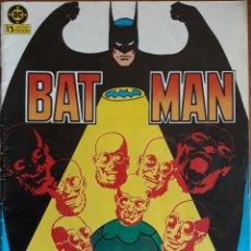 Cómics: COMIC N°11 BAT MAN DESAFIO 1982. Lote 160778072