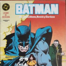 Cómics: COMIC N°19 BATMAN LA SAGA DE RA'S ALGHUL. Lote 160779349