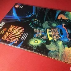 Cómics: EXCELENTE ESTADO BATMAN JUDGE DREDD JUICIO SOBRE GOTHAM ZINCO DC COMICS. Lote 160955538