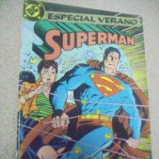 Comics: SUPERMAN Nº 4-ESPECIAL VERANO - ED. ZINCO. Lote 160981478