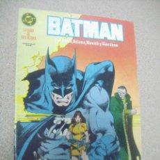 Cómics: BATMAN Nº 19 - ED. ZINCO. Lote 183418563