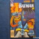 Cómics: BATMAN - LA CRUZADA LIBRO TRES CONCLUSION - EDICIONES ZINCO 1994. Lote 163738364