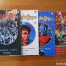 Cómics: LA EDAD DE ORO - COMPLETA - NUMEROS 1, 2, 3 Y 4 - JAMES ROBINSON - DC - ZINCO (9Ñ). Lote 161145602