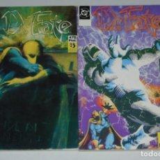 Comics : DR. FATE - ZINCO / COLECCIÓN COMPLETA EN DOS RETAPADOS. Lote 161196318
