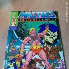 Comics: MASTERS DEL UNIVERSO Nº 10 - ESPECIAL - ED. ZINCO. Lote 161275850