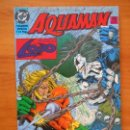 Cómics: AQUAMAN CONTRA LOBO - VOLUMEN ESPECIAL 116 PAGS - DC - EDICIONES ZINCO (8W). Lote 161349038