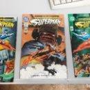 Cómics: SUPERMAN : LOS GIGANTES MILENARIOS ¡ COMPLETA 3 NUMEROS ! EDITORIAL VID. Lote 53819332