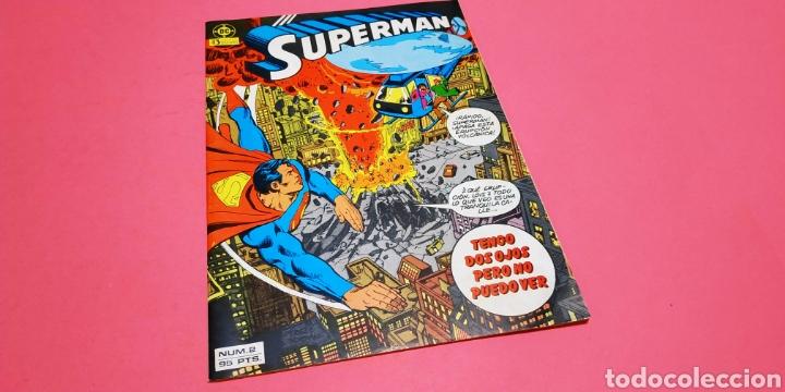 DE KIOSCO SUPERMAN 2 ZINCO (Tebeos y Comics - Zinco - Superman)