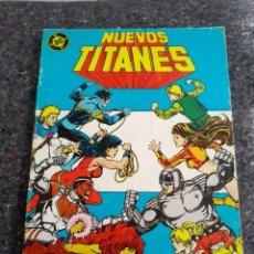 Cómics: NUEVOS TITANES VOL. 1 NºS 38 39 40 41 Y 42 EN UN TOMO RETAPADO. Lote 162563826