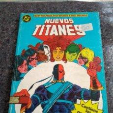 Cómics: NUEVOS TITANES VOL.1 NºS 41 42 43 Y 44 EN UN TOMO RETAPADO. Lote 162564570