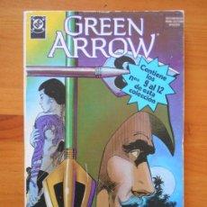 Comics: GREEN ARROW RETAPADO Nº 3 (CONTIENE Nº 9 A 12) - DC - ZINCO (BY). Lote 162698286