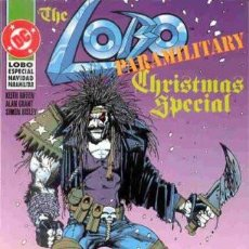 Comics - LOBO. ESPECIAL NAVIDAD PARAMILITAR EDICIONES ZINCO - 163002226