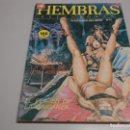 Cómics: HEMBRAS PELIGROSAS 70. Lote 163024694