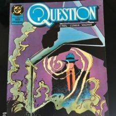 Cómics: THE QUESTION (LOTE 22 NÚMEROS ZINCO). Lote 165990881