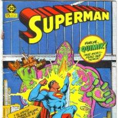 Cómics: SUPERMAN Nº 1 DE EDICIONES ZINCO. Lote 163481950